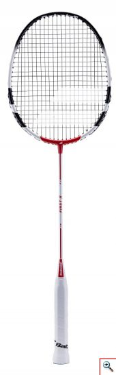 badmintona_rakete_babolat_first_ii_red